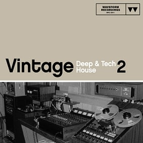 Waveform Recordings – Vintage Deep & Tech House 2