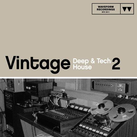 Waveform Recordings - Vintage Deep & Tech House 2 1