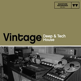 Waveform Recordings – Vintage Deep & Tech House