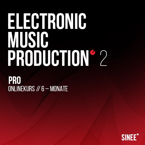 Electronic Music Production 2 - Pro (6 Monatskurs) 1