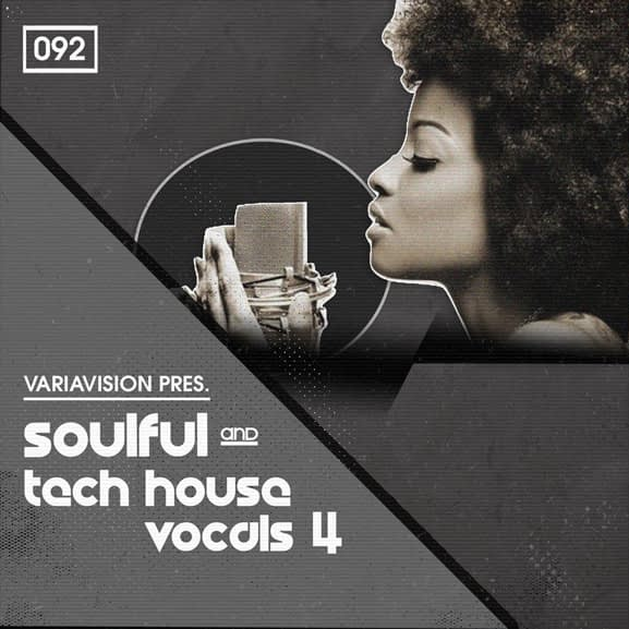 Bingoshakerz - Soulful & Tech House Vocals 4 1