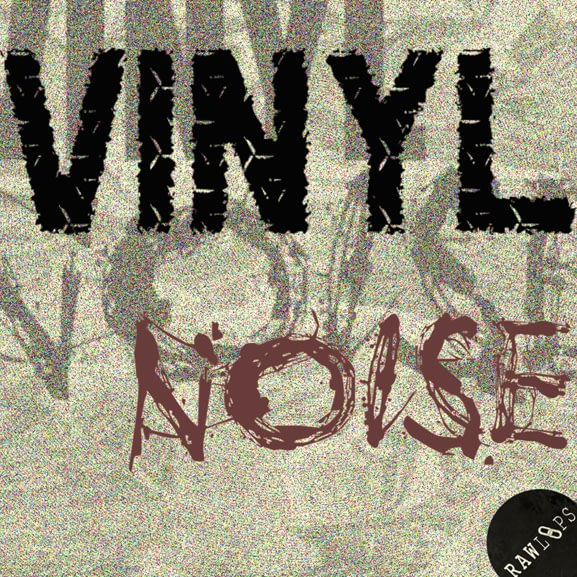 Raw Loops - Vinyl Noise 1