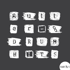 Raw Loops – Gutter Drum Hits