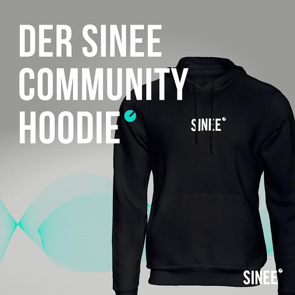 SINEE Community Hoodie 1