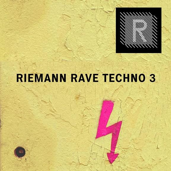 Riemann - Rave Techno 3 1