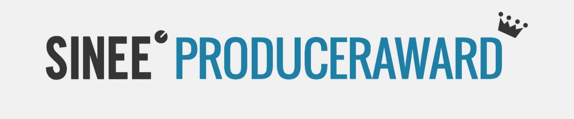 Sinee Producer Award 1