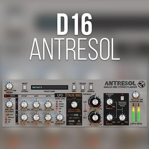 d16 – Antresol