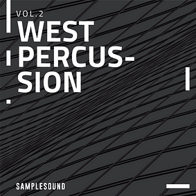 Samplesound – West Percussion Vol. 2