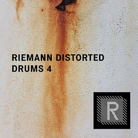 Riemann – Distorted Drums 4