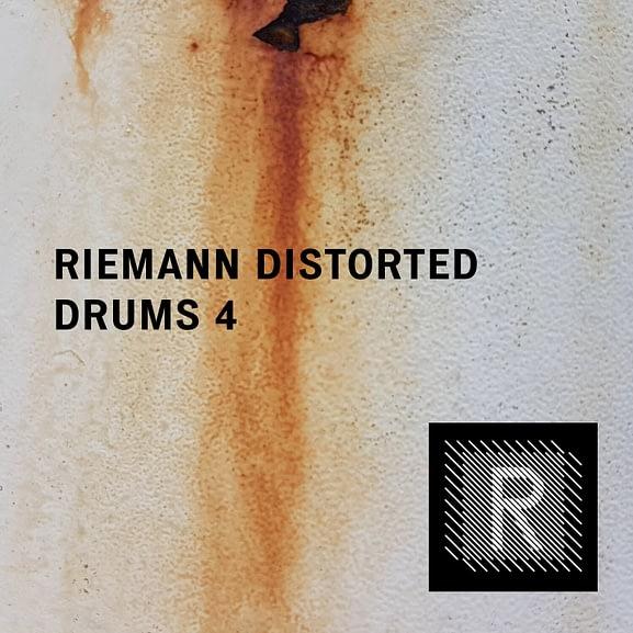 Riemann - Distorted Drums 4 1
