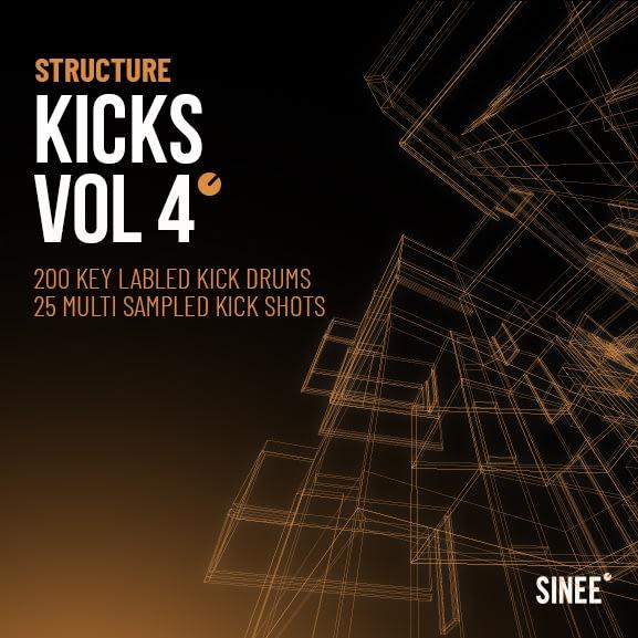 Kicks Vol. 4 - Industrial & Hard Techno Kick Drums 1