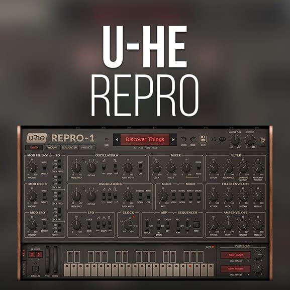 u-he - Repro 1