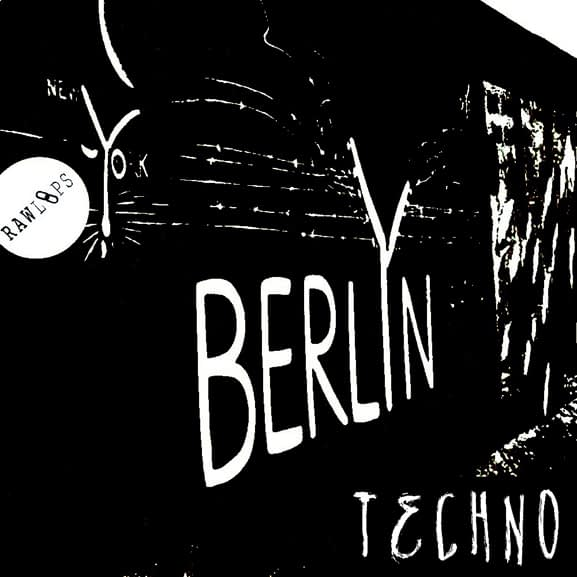Raw Loops - Berlin Techno 1