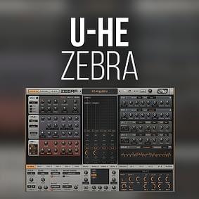 u-he – Zebra2