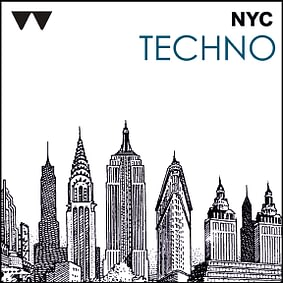 Waveform Recordings – NYC Techno