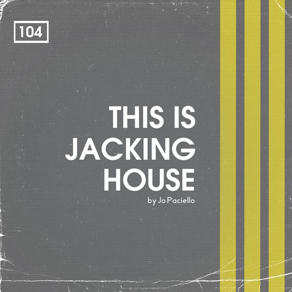 Bingoshakerz - This is Jacking House by Jo Paciello 1