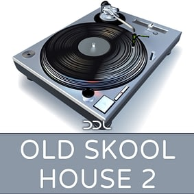 Deep Data Loops – Old Skool House 2