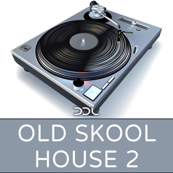 Deep Data Loops - Old Skool House 2 1