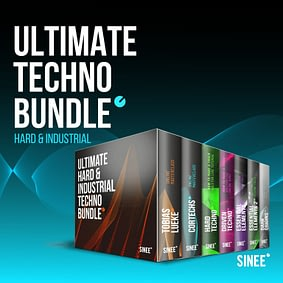 Ultimate Hard & Industrial Techno Bundle