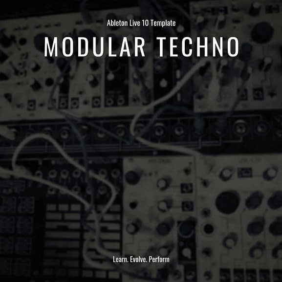 Ableton Live Template - Modular Techno 1