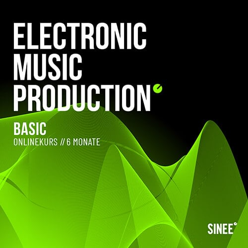 Electronic Music Production 1 - Basic (6 Monatskurs) 1