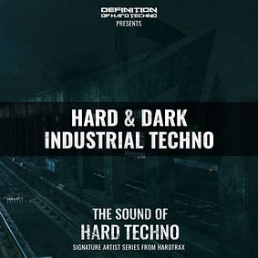 Hard & Dark Industrial Techno by HardtraX