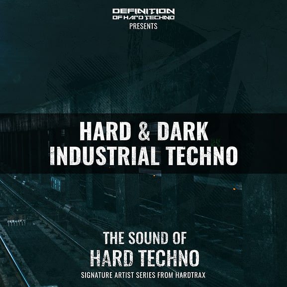 Hard & Dark Industrial Techno by HardtraX 1
