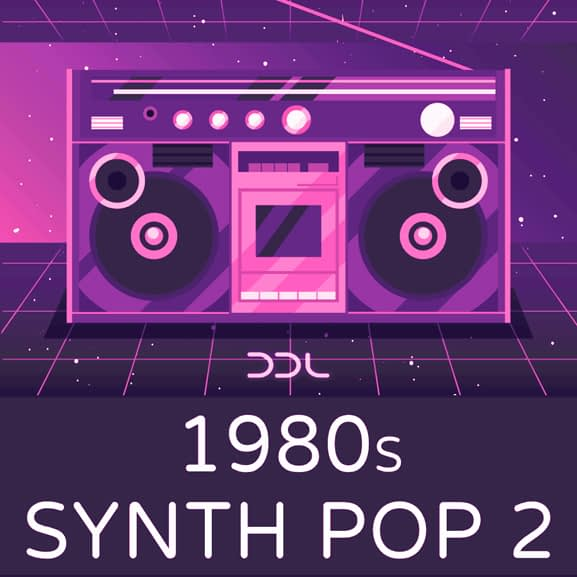 Deep Data Loops - 1980s Synth Pop 2 1