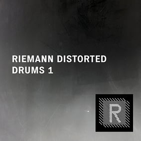 Riemann – Distorted Drums 1