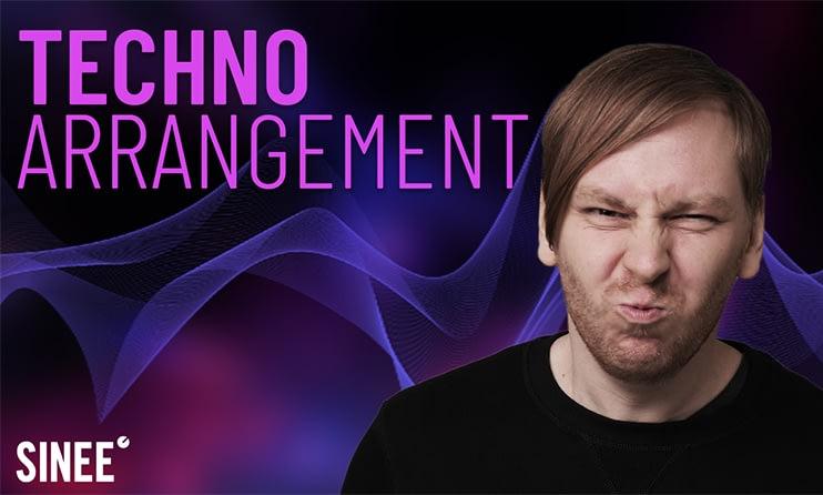Techno Track Arrangement
