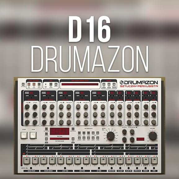 d16 - Drumazon 1