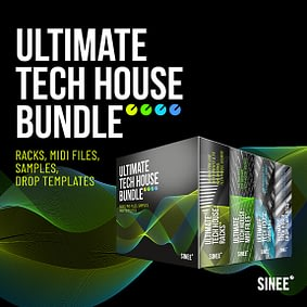 ultimate tech house bundle cover