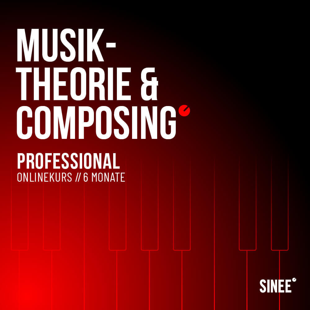 Musiktheorie & Composing – Pro