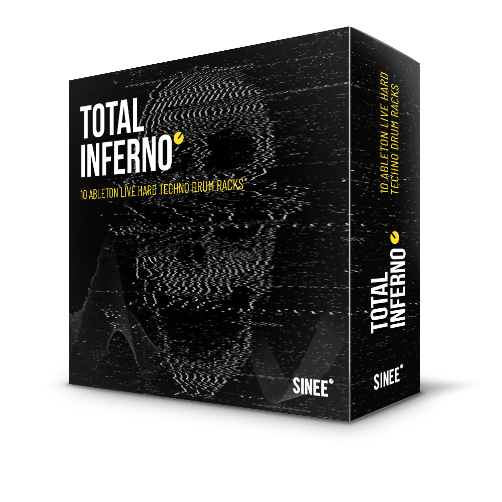 Textured Techno Drums Bundle 2