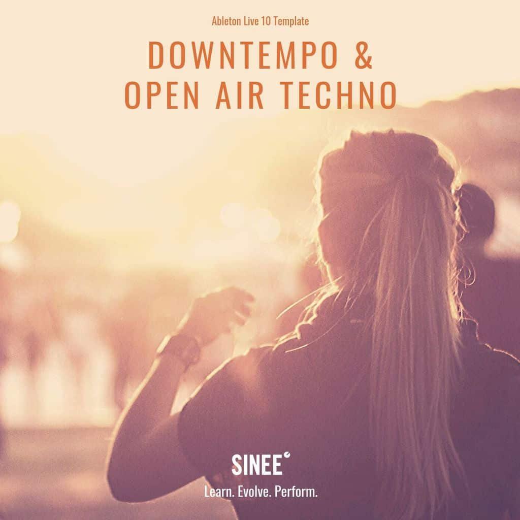 Ableton Live Template – Downtempo & Open Air Techno by Ausilio Jo