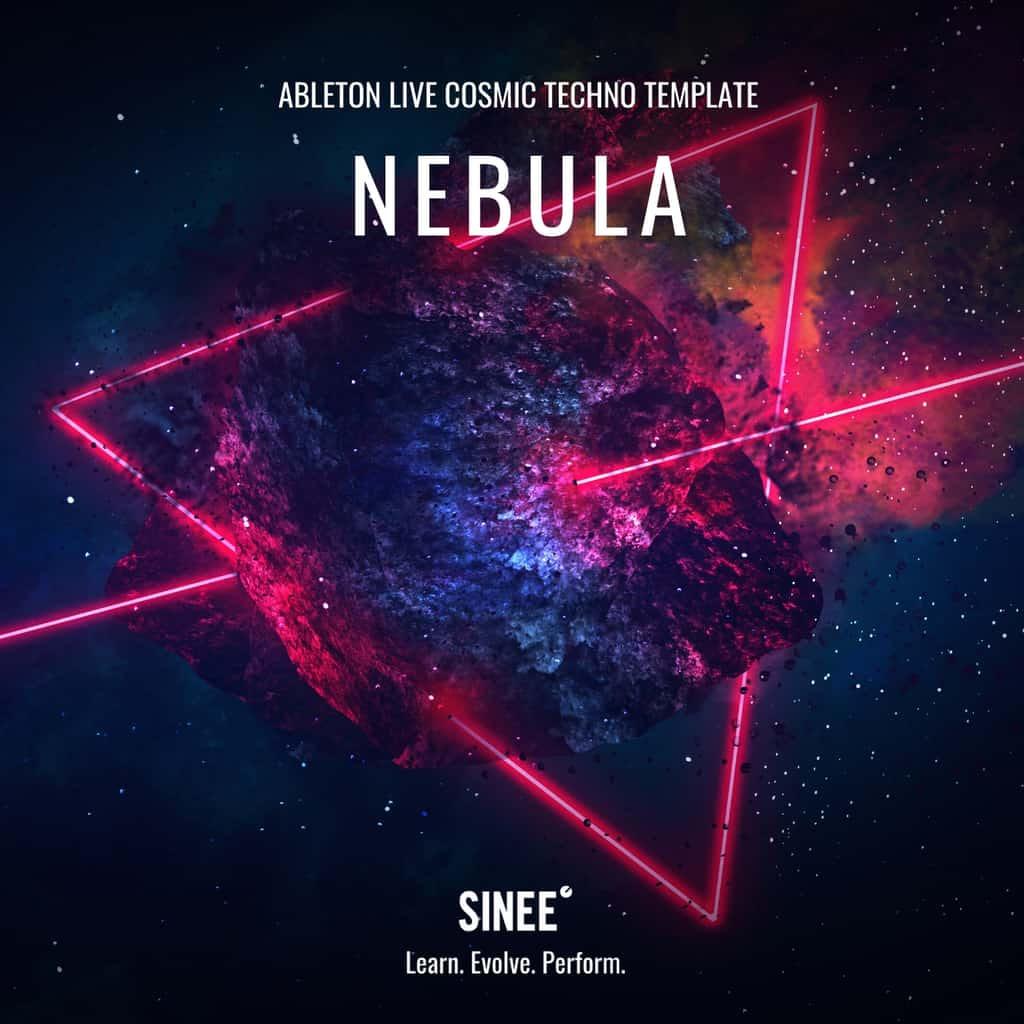 Nebula – Ableton Live Cosmic Techno Template