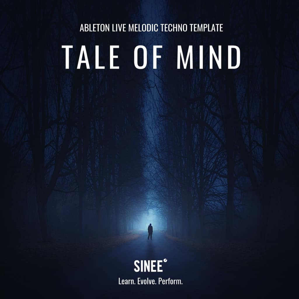Tale Of Mind – Ableton Live Melodic Techno Template