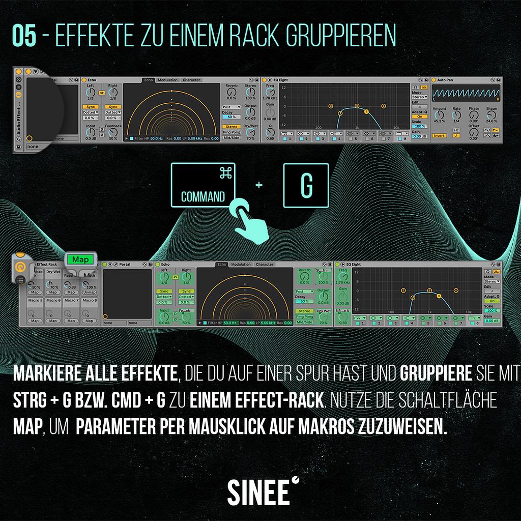 Quick Tips: 6 Ableton Live Hacks für Einsteiger - JETZT Workflow boosten! 5