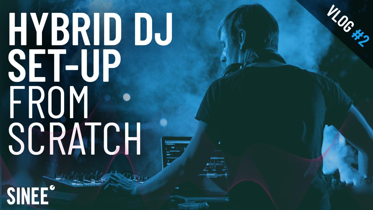 Hybrid DJ-Setup DJM 900, XONE:96, Pioneer Dj V10 oder Model1 – mit Björn Torwellen
