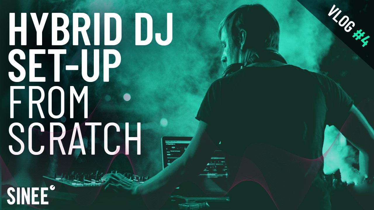 Hybrid DJ Set-Up: Auflegen mit dem Pioneer DJM-V10 Mischpult – Vlog#4 mit Björn Torwellen
