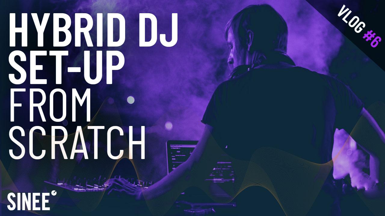 Hybrid DJ Set-Up: Ich packe meinen Koffer: Mit dem DJ Case auf Tour – Vlog#6 mit Björn Torwellen
