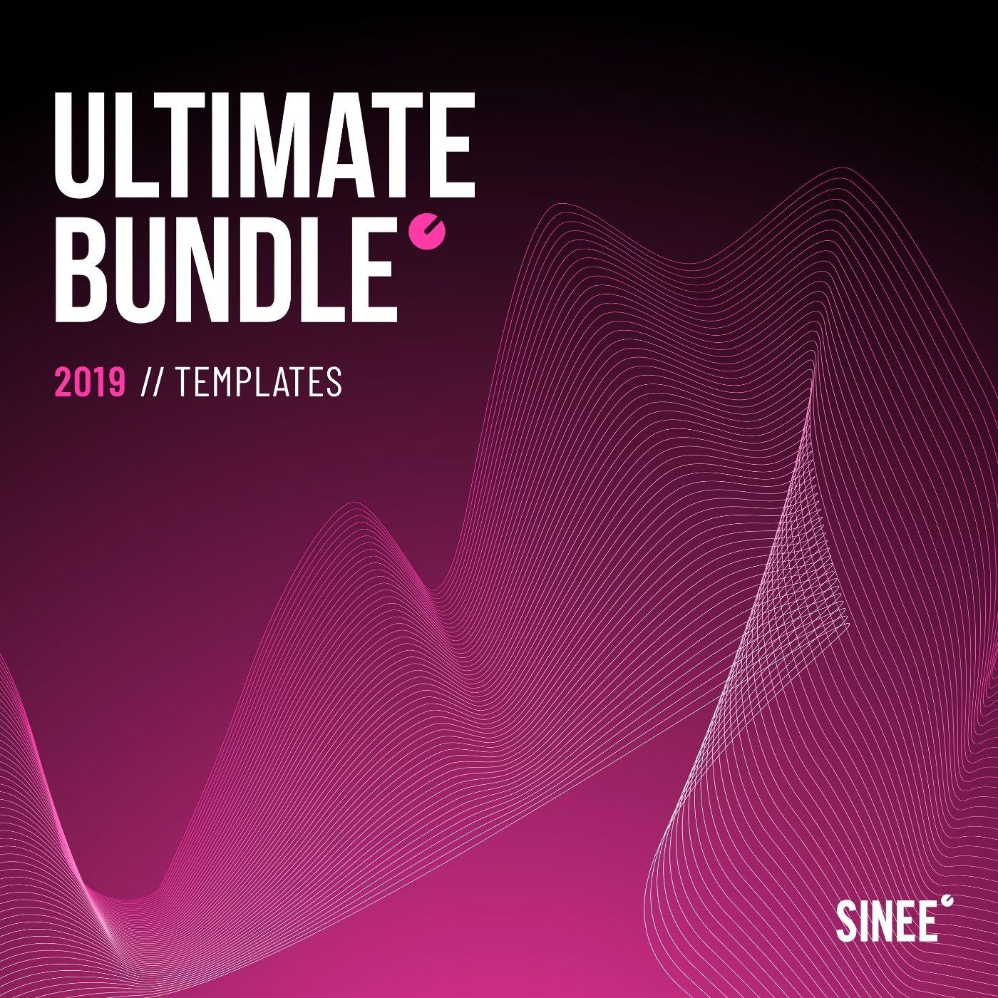 Ultimate Bundle 2019 – Templates