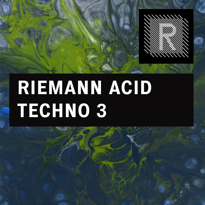 Riemann – Acid Techno 3