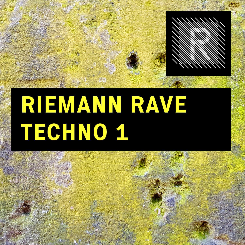 Riemann – Rave Techno 1
