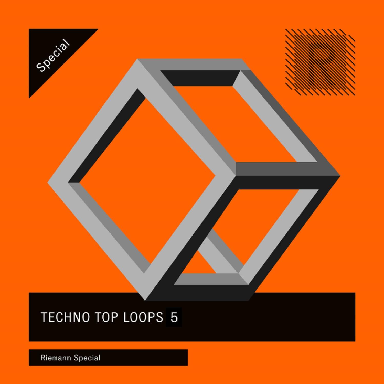 Riemann – Techno Top Loops 5