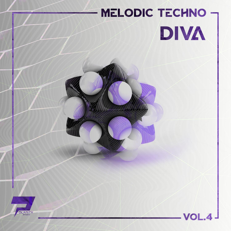 Polarity Studio – Melodic Techno – Diva Vol. 4