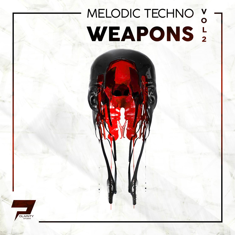 Polarity Studio – Melodic Techno Weapons Vol. 2