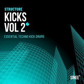 Kicks Vol. 2 – Essential Techno Kick Drums