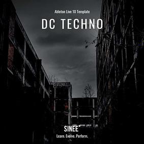Ableton 10 Micro Template – DC Techno