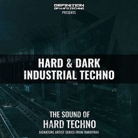 Hard & Dark Industrial Techno by HardtraX